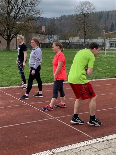 Trainingsweekend 6./7. April 2019